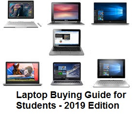 Laptops Buyers guide for students